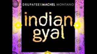 Machel Montano and Drupatee - Indian Gyal (Lyrics In The Description)