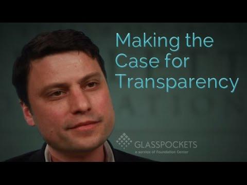 Glasspockets: Heath Wickline, The William and Flora Hewlett Foundation