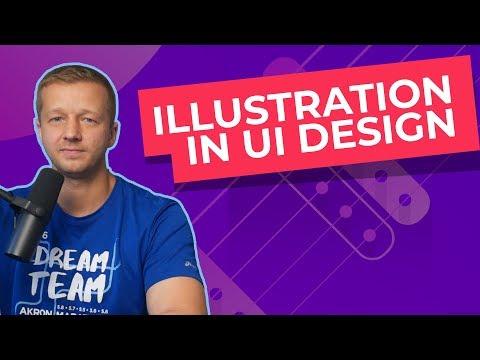 Creating Vibrant Illustrations for Web Design using Adobe XD