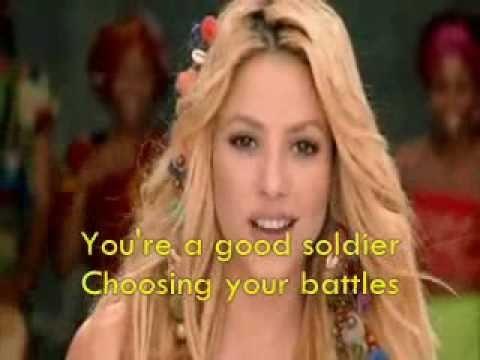 Shakira - Illegal + Lyrics - YouTube
