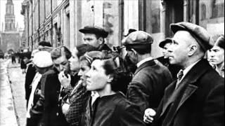 Обращение Левитана 22 Июня 1941 года  Объявление о начале войны