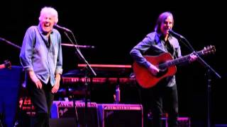 Graham Nash & Jackson Browne - The Crow On The Cradle