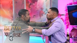 Richard Loses Control | Tyler Perry