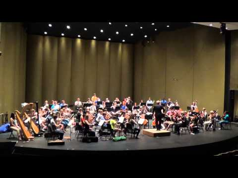 Blair School of Music - Capriccio Espagnol Preview