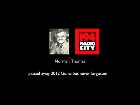194 RADIO CITY - NORMAN THOMAS REMEMBERED