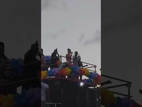 Deputado Federal Igor Kannário põe trio na rua na Marcha da Diversidade de Ilhéus 5