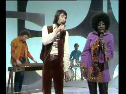 BLUE MINK - Good Morning Freedom  (RARE LIVE 1970 UK TV) Ft Roger Cook & Madeline Bell