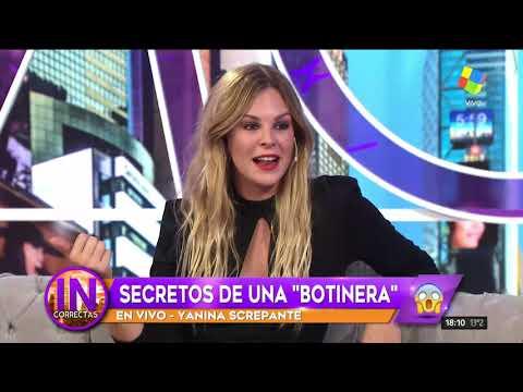 Yanina Screpante reveló que el Pocho Lavezzi quería tener un hijo y ella no