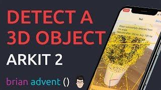 ARKit 2 Tutorial: Erstellen einer AR-Shopping-Erlebnis - Scannen & Erkennen, Reale 3D-Objekte