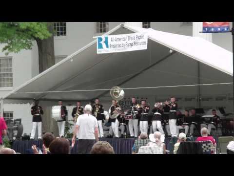 US Marine Corps Band & Dixieland Ensemble of Quantico VA