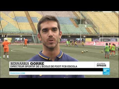 PKG Nigeria  Centre FC Barcelone