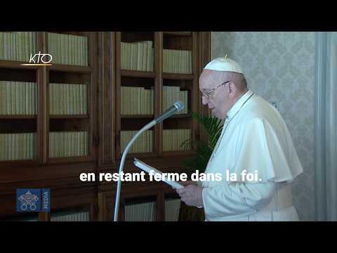 La prière du pape François à Notre-Dame du Divin Amour