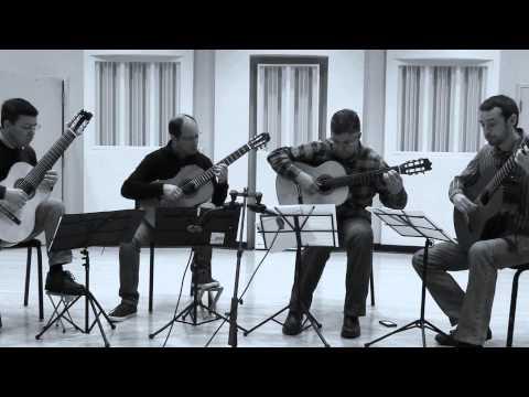 Alachua Guitar Quartet