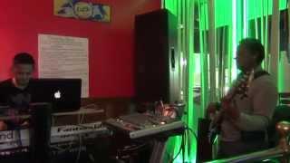 Naya Fasana Band at Trini Gyul Roti & Sports Bar March 2015 (video 1)
