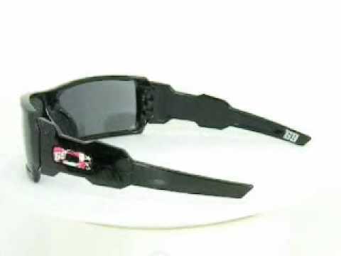 fc436ed6d47 Oakley Sunglasses Nicky Hayden Oil Rig 24034.WMV - YouTube