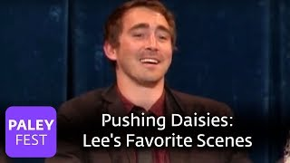 Video Pushing Daisies - Lee Pace's Favorite Scenes (Paley Center Interview) download MP3, 3GP, MP4, WEBM, AVI, FLV Agustus 2017