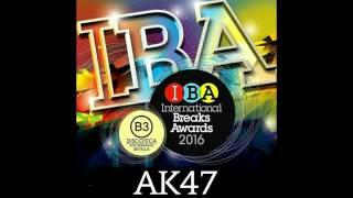 ak47 set international breaks award 7 mayo 2016 sala b3 sevilla dos hermanas