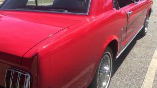 1965 Ford Mustang 289 (2)