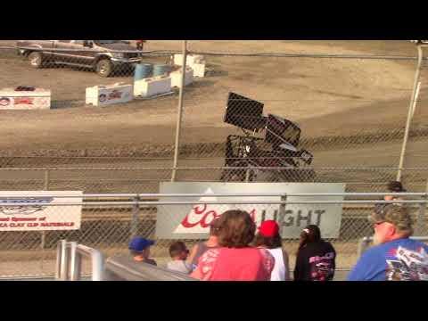 Deming Speedway WA - Micro 600R Hot Laps - August. 10, 2018