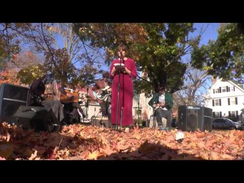 Weeping Bong Band @ Amherst Common Amherst MA 10/23/16