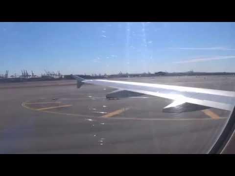 JetBlue Airways 28 Orlando - Newark - Airbus A320 (Washington, DC views & FlyFi)