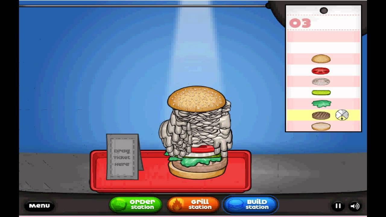 Burger Games