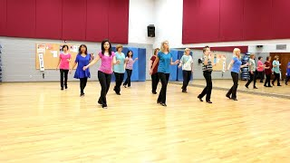 Lose My Mind - Line Dance (Dance &amp Teach in English &amp )
