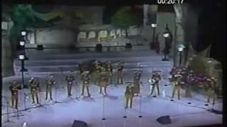 CRUCIFIJO DE PIEDRA-ARTURO VARGAS CON EL MARIACHI AMERICA