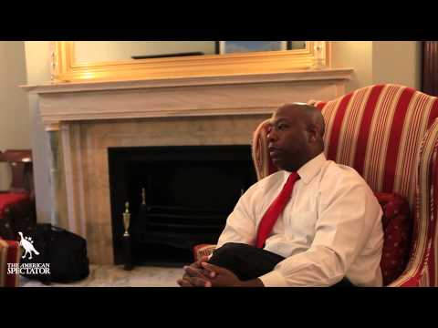 The American Spectator Sits Down with Senator Tim Scott