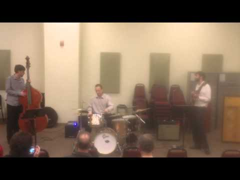 "A tune called ""A Night in Tunisia"" from my senior recital at Webster University."