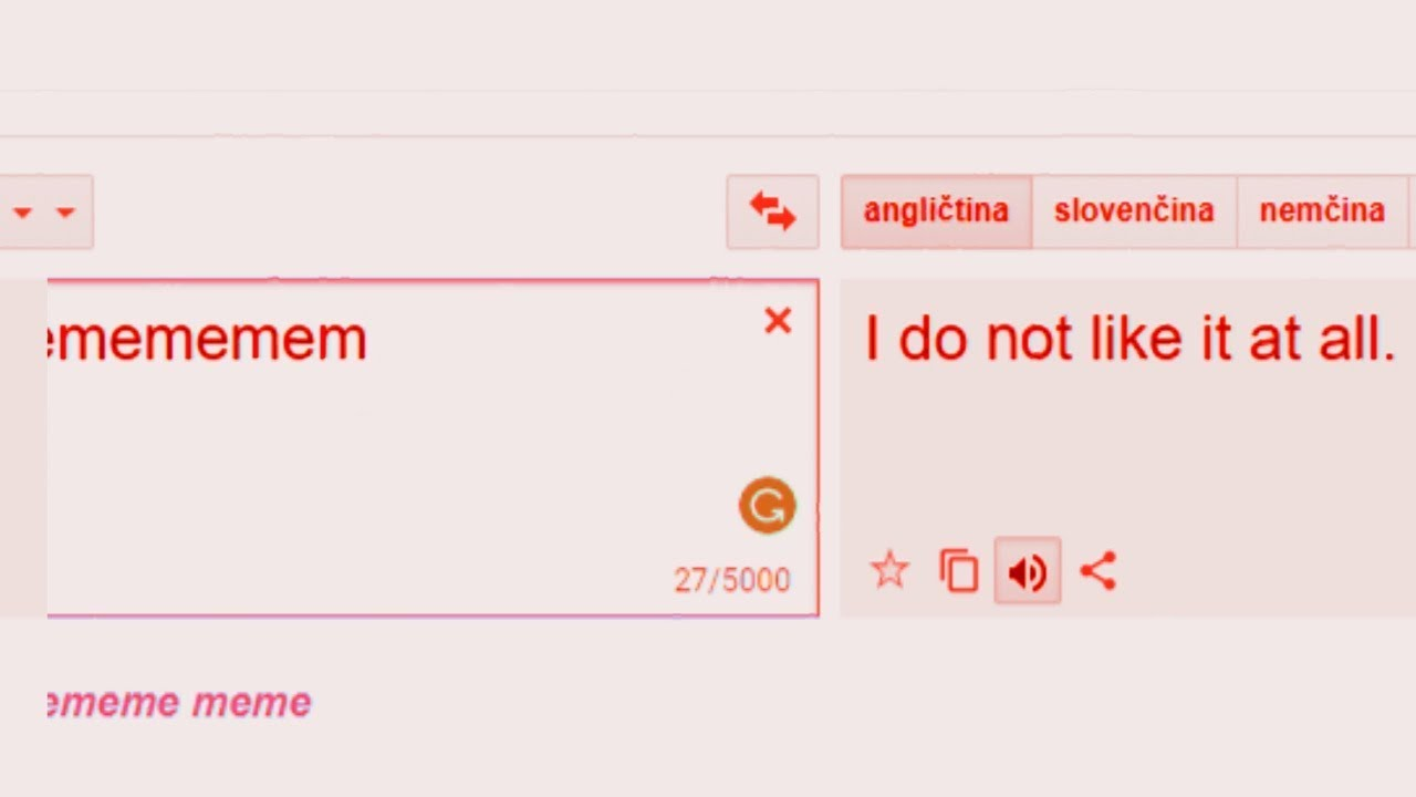 maxresdefault google translate doesn't like memes youtube