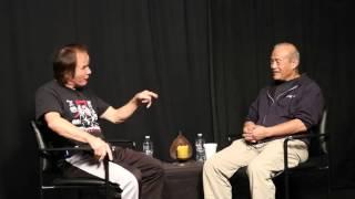 Guro Dan Inosanto and Benny Urquidez discuss the evolution of Martial Arts