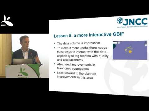 UK Overseas Territories data access and management: An emerging role for GBIF?