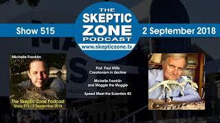 The Skeptic Zone #515 - 2.September.2018