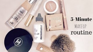 My Chill 5-Minute Makeup