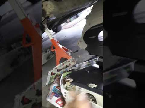 Jeep Patriot 24 Litre Alternator Removal - YouTube