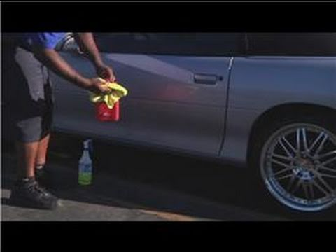 Cleaning Your Car How To Remove Road Tar From Car Paint Youtube