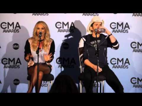 CMA Awards Press Conference 2015