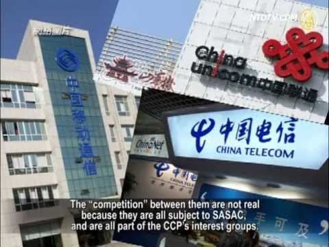 Is Monopoly of State-owned Companies Real in China?