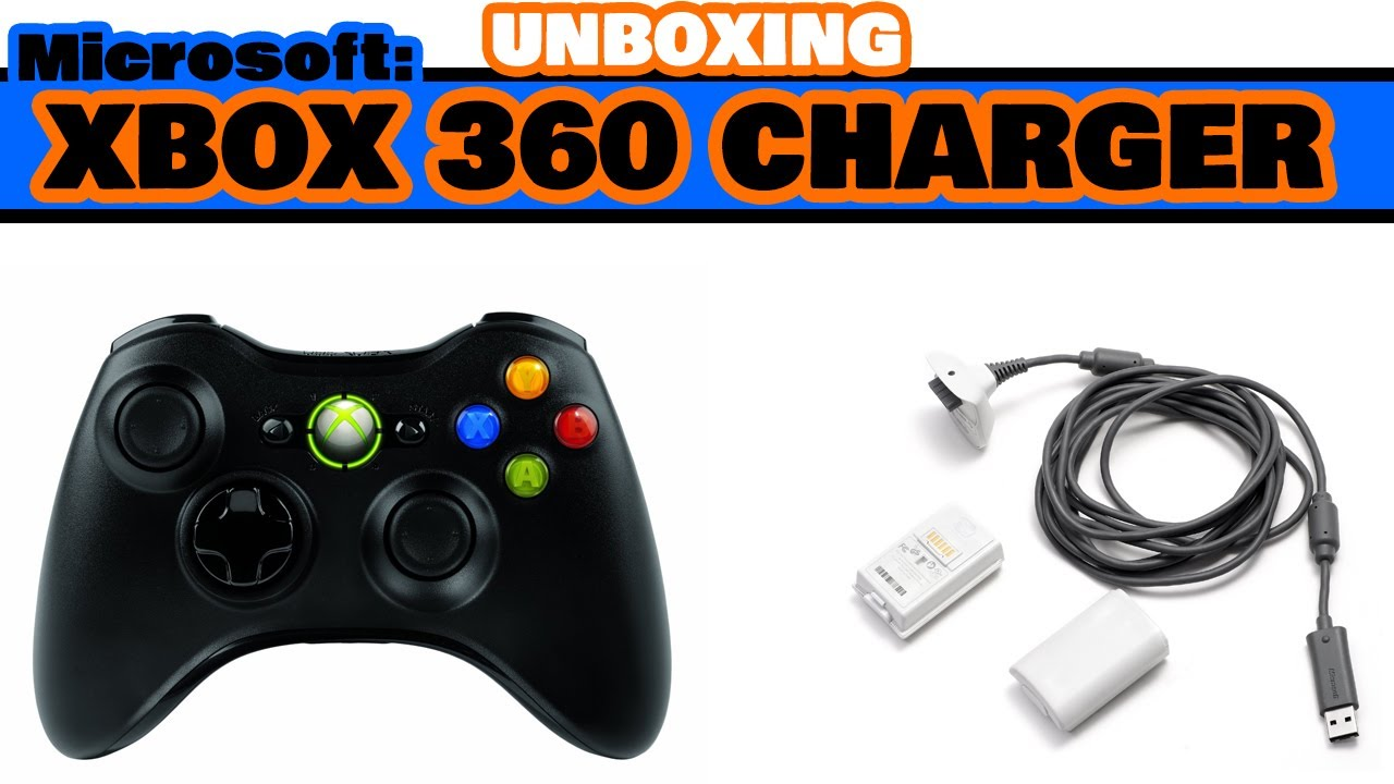 Test: XBOX 360 Plug and Charge Kabel (HD+) (Deutsch) | Society ...