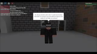 Lettre ouverte à la communauté de la mafia Roblox