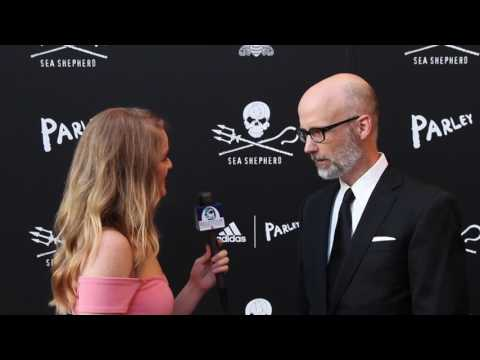 Moby Attends The 40th Annual Sea Shepherd Gala