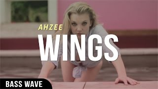 Ahzee - Wings  Bass Boosted