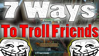 borderlands 2   7 ways to troll your friends on pandora