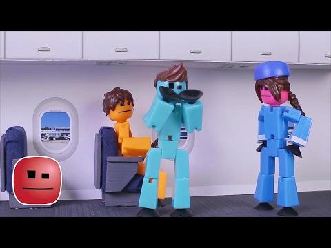 Bots on a Plane