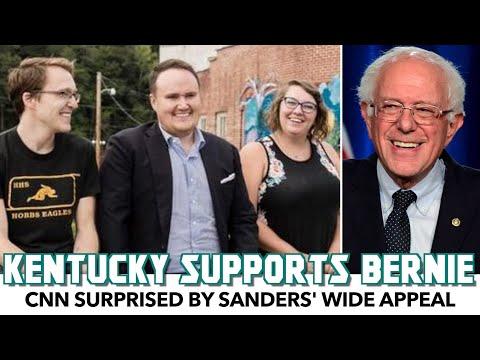 CNN Surprised To Find Bernie Support In Kentucky