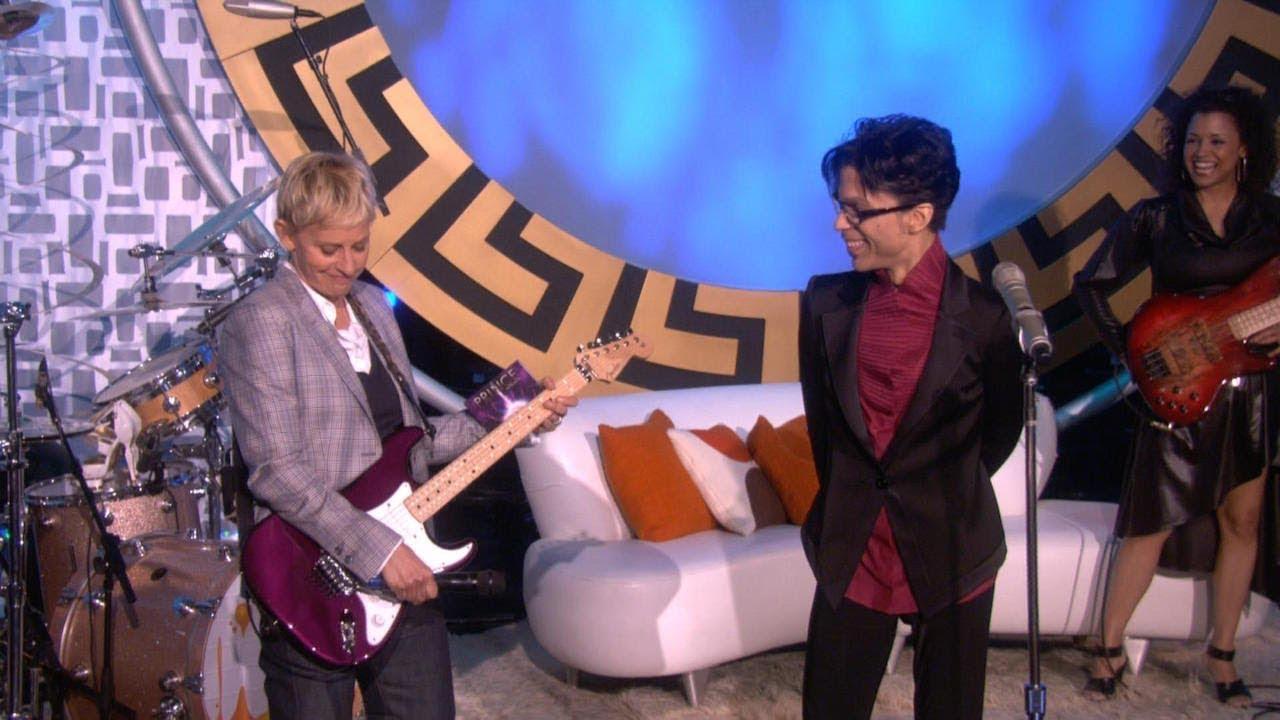Ellen Puts a Spotlight on Her Favorite Musical Guests