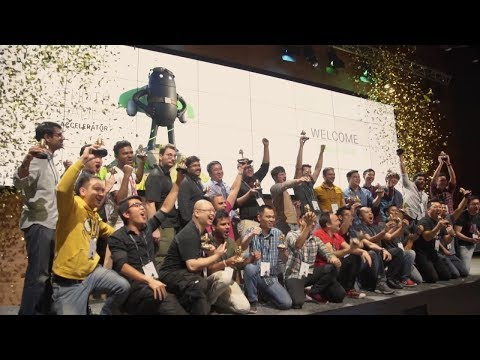 Google Play | Indie Games Accelerator 2018
