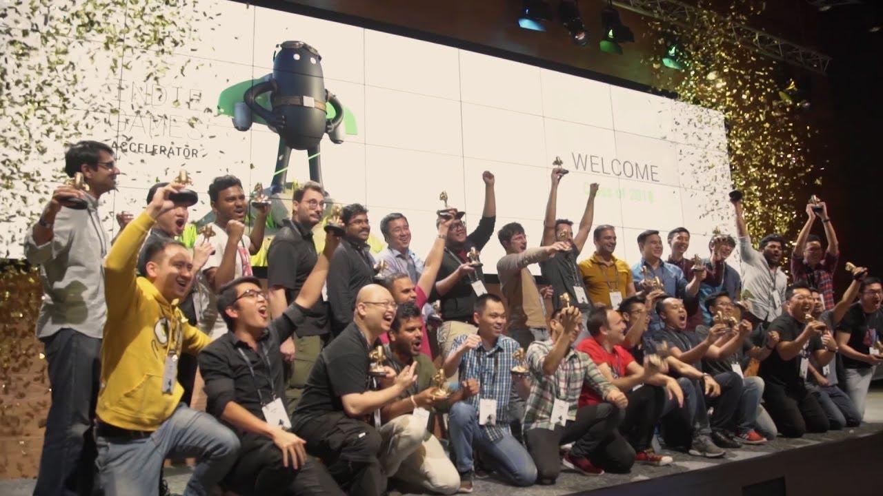 Google Play   Indie Games Accelerator 2018