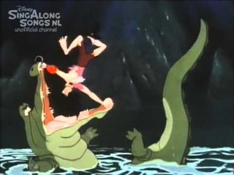 Lach Nooit Tegen Een Krokodil; Disney Sing Along Songs